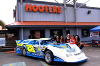 Welcome Back to Hooters Car Show 2014